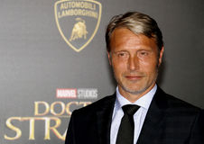 Mads Mikkelsen Stock Photos