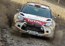 Mads Ostberg 11 - WRC - Obrazy Royalty Free