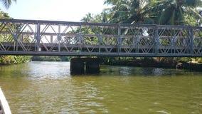 Madu ganga & x28; madu river& x29; - widok od łodzi Zdjęcia Royalty Free