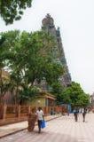 Meenakshi Temple in Madurai, India Royalty Free Stock Images
