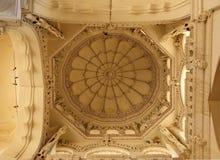 Madurai, South India. Thirumalai Nayakkar Mahal palace Stock Photo
