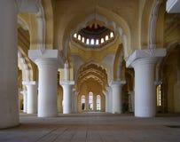 Madurai, South India. Thirumalai Nayakkar Mahal palace Royalty Free Stock Photos