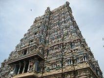 madurai tempel Royaltyfri Bild