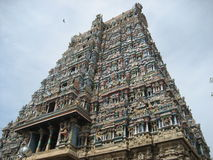 Madurai Temple royalty free stock image