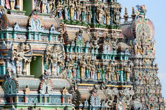 Madurai temple Stock Images