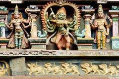 Madurai, templo de Meenakshi Foto de archivo
