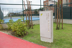 Madureira Park is expanded in Rio de Janeiro Royalty Free Stock Photo