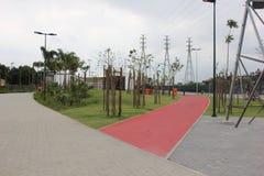 Madureira Park is expanded in Rio de Janeiro Royalty Free Stock Photos