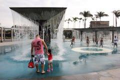 Madureira Park is expanded in Rio de Janeiro Stock Images