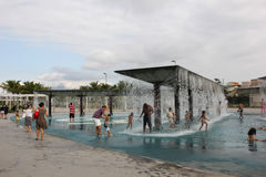 Madureira Park is expanded in Rio de Janeiro Stock Photo