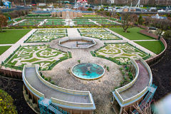Madurodam - Miniature city and tourist attraction in Hague Royalty Free Stock Photography