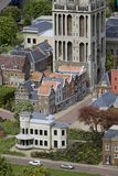 Madurodam Miniature Town, Netherlands Stock Images
