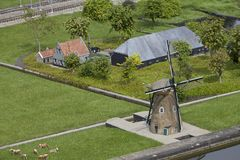 Madurodam Miniature Town, Netherlands Royalty Free Stock Photography