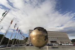 MAE, ιταλικό Υπουργείο Εξωτερικών Στοκ Εικόνα