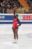 Mae Berenice MEITE, French figure skater Stock Image