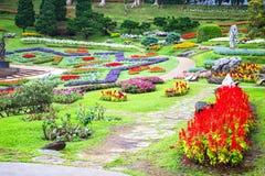 Mae Fah Luang Garden, Chiangrai Province, Tha Royalty Free Stock Photography