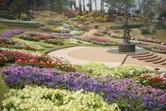 Mae Fah Luang Garden. Chiangrai ,Thailand Royalty Free Stock Photos