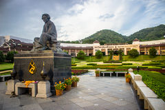Mae Fah Luang University stockfoto