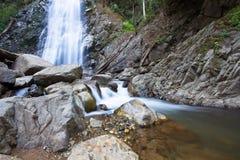 Mae Gone Waterfall Stock Photos