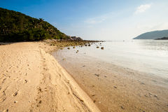 Mae Haad beach on Koh Phangan Stock Photography