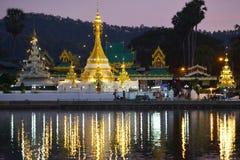 Mae Hong Son, Thaïlande Photographie stock libre de droits