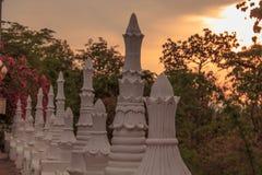 Mae Hong Son Thailand Arkivfoto