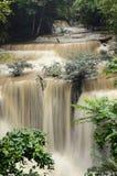 Mae Ka Min water fall Royalty Free Stock Images