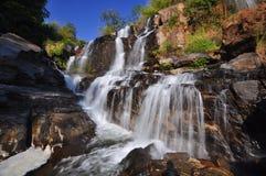 Mae Klang Wasserfall Lizenzfreie Stockfotos