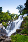 Mae Klang waterfall Royalty Free Stock Photo