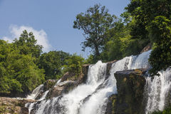 Mae Klang Waterfall Stock Images