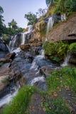 Mae Klang Waterfall Royalty Free Stock Photos