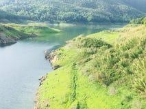 Mae Kuang Lake royalty free stock photography