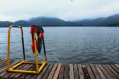 Mae Ngat Somboon Chon Dam Image stock