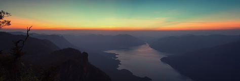 Mae Ping National Park Royalty Free Stock Image