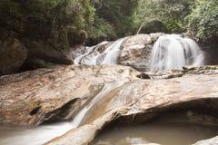 Mae Sa Waterfall Royalty Free Stock Photography