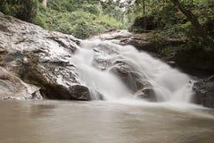 Mae Sa Waterfall Stock Photos