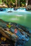 Mae Sa waterfall national park in Mar Rim, Chiang Mai, Thailand Royalty Free Stock Image