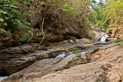 Mae Sa Waterfall, Thailand Stock Photo