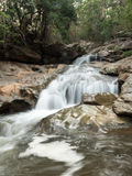 Mae Sa Waterfall, Thailand Royalty Free Stock Images