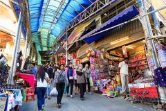 Mae Sai market Royalty Free Stock Images