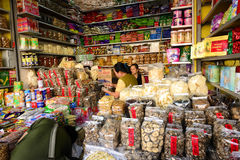 Mae Sai market Stock Image