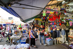 Mae Sai market Royalty Free Stock Image