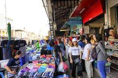 Mae Sai market Stock Photography