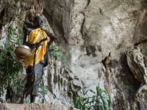 Mae Sap Cave, Thailand Royalty Free Stock Photo