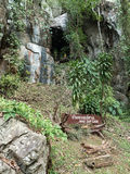 Mae Sap Cave, Thailand Royalty Free Stock Image