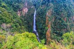 Mae Surin waterfall Stock Image