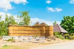 Mae Wang National Park, Chiang Mai ,Thailand Royalty Free Stock Photography