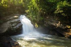 Mae Wang Waterfall. At Mae Wang National Park, Chiang Mai, Thailand Royalty Free Stock Photography