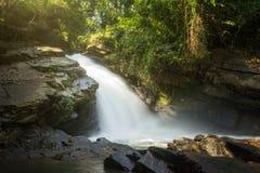 Mae Wang Waterfall. At Mae Wang National Park, Chiang Mai, Thailand Royalty Free Stock Images
