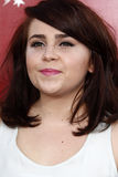 Mae Whitman. LOS ANGELES - JUL 27:  Mae Whitman arrives at the Scott Pilgrim vs The World  World Premiere at Grauman's Chinese on July27, 2010 in Los Angeles, CA Royalty Free Stock Photos
